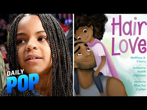 "Blue Ivy Adorably Narrates ""Hair Love"" Audiobook 