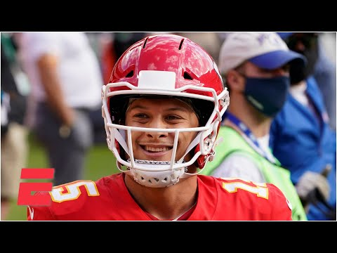 Is it too early for the Patrick Mahomes-GOAT conversation? | Keyshawn, JWill & Zubin