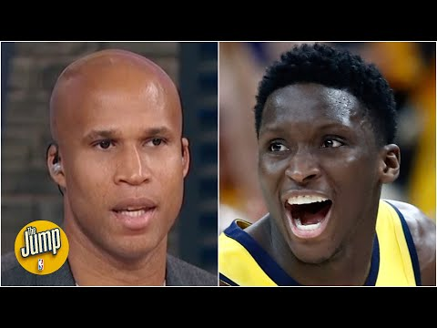 The Bucks need a high level B player, like Victor Oladipo – Richard Jefferson | The Jump