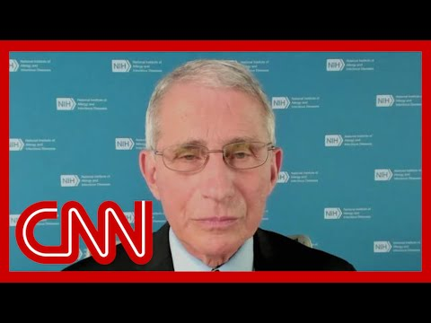 Fauci says vaccine could be available to all by April