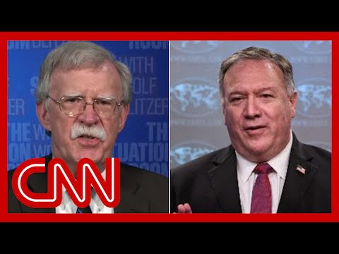 John Bolton: Mike Pompeo 'has eviscerated his credibility'