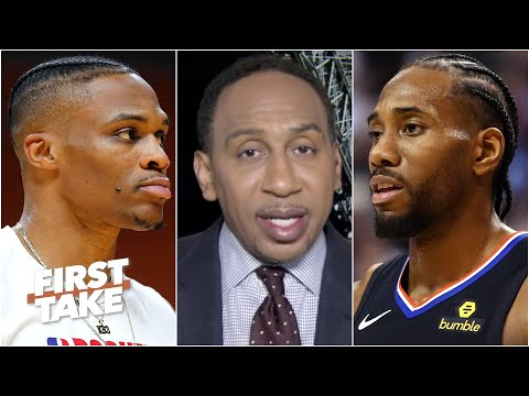 Russell Westbrook to the Clippers? Stephen A. doesn't like the trade idea | First Take