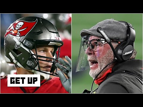 Could Bruce Arians calling out Tom Brady be his best coaching move of the season?   Get Up