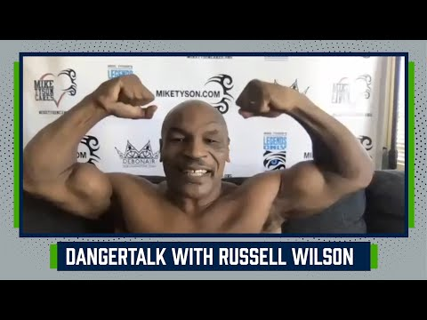 Mike Tyson hilariously rips his shirt off to prove he is ready for Roy Jones Jr. fight | DangerTalk