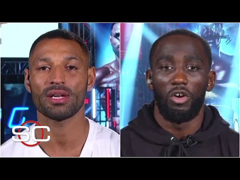 Terence Crawford reacts to Kell Brook's comments on First Take, previews fight   SportsCenter
