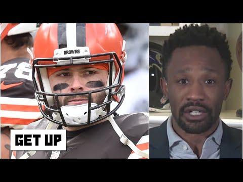 The Browns' record is 'fool's gold,' they aren't that good – Domonique Foxworth | Get Up