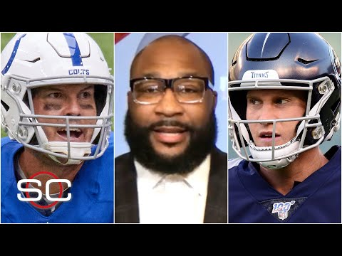 NFL Week 10: Discussing expectations for Colts vs. Titans   SportsCenter