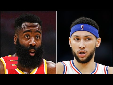 How likely is a Harden-Simmons swap? A Russ-to-the-Knicks trade?   The Max Kellerman Show