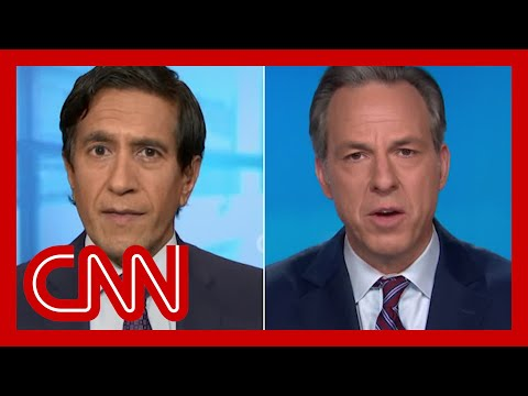 Tapper: Trump nowhere to be found as Covid-19 worsens