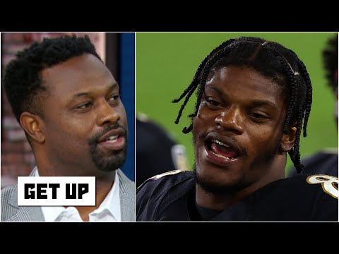 The Ravens' offense is like wildcat with a QB that can throw in Lamar Jackson – Bart Scott   Get Up
