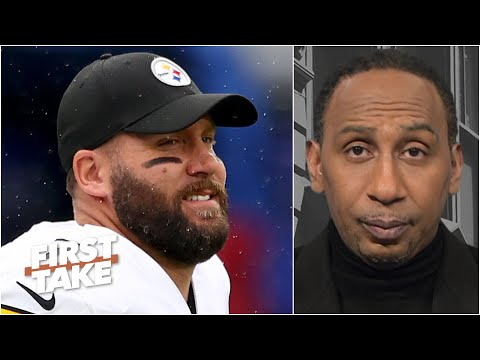 Stephen A. isn't worried about the Steelers' perfect record being ruined by the Bengals | First Take