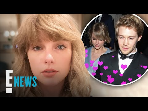Taylor Swift Makes Rare Comment on Joe Alwyn Relationship | E! News