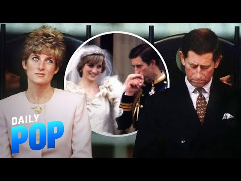Prince Charles Allegedly Told Diana He Didn't Love Her Before Wedding | Daily Pop | E! News