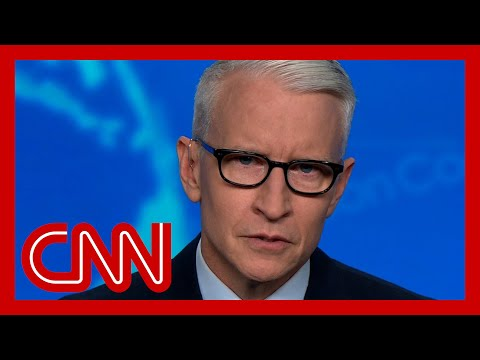 Cooper: Trump's outrage doesn't matter. Here's what does