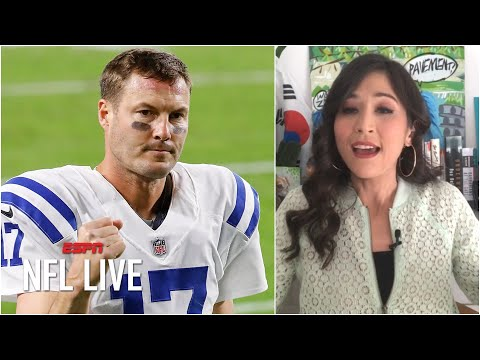 The Colts are an example of being a solid B+, and that's ok! – Mina Kimes | NFL Live