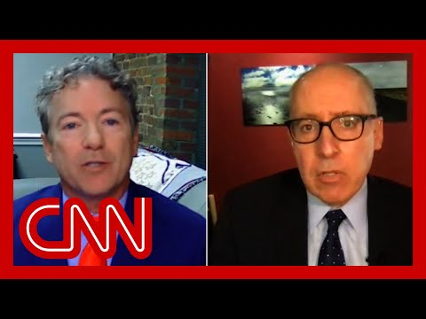 'Very disturbing': Doctor reacts to Rand Paul's suggestion