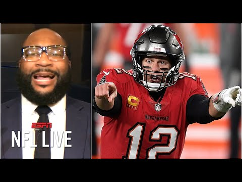 How much blame does Tom Brady deserve for the Bucs' recent struggles? | NFL Live