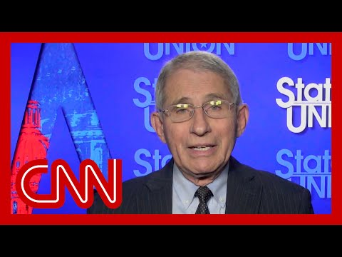 Dr. Fauci discusses vaccines and the pandemic as US sees surge in cases