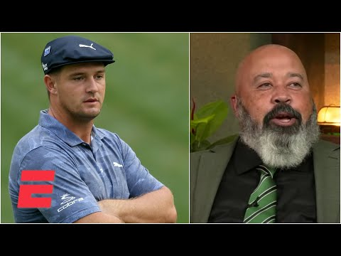 What happened to Bryson DeChambeau at the 2020 Masters? | Matty and The Caddie | ESPN