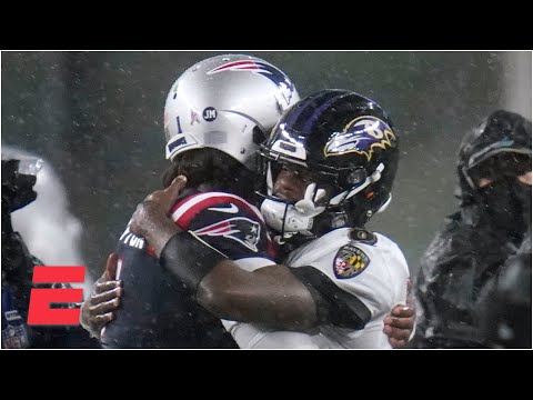 Reacting to Cam Newton & the Patriots defeating Lamar Jackson & the Ravens | Keyshawn, JWill & Zubin