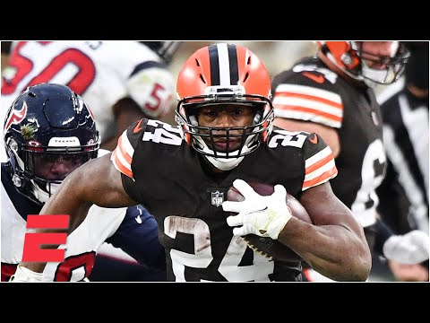 Why did Nick Chubb run out of bounds instead of extending the Browns' lead vs. the Texans? | KJZ
