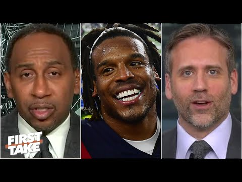 Stephen A. & Max discuss the Patriots' playoff outlook following Week 10 win vs. Ravens | First Take