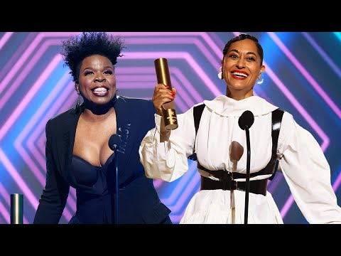 Leslie Jones & Tracee Ellis Ross' Bold Fashion Statements