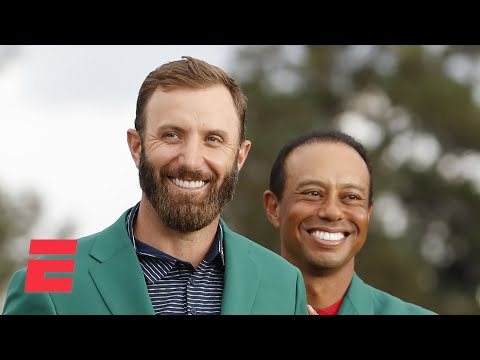 Reacting to Dustin Johnson's legacy-cementing win at the 2020 Masters | KJZ