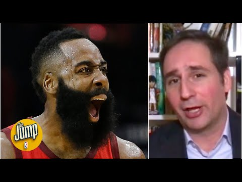 How likely is a James Harden trade to the Nets? | The Jump