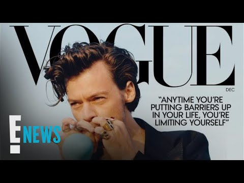 "Harry Styles' ""Vogue"" Cover Outfit Is Under Attack 