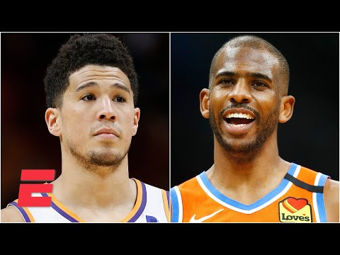How does the addition of Chris Paul change the Suns' championship outlook? | KJZ