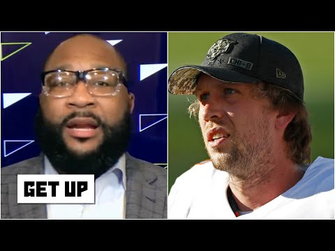 Marcus Spears: The Bears' locker room is divided   Get Up