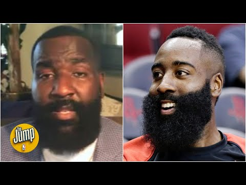 I'm all in for James Harden joining the Nets – Kendrick Perkins | The Jump