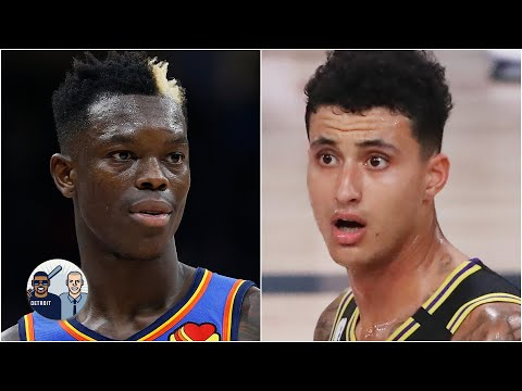 'Kyle Kuzma just became expendable' – David Jacoby on Dennis Schroder to the Lakers | Jalen & Jacoby