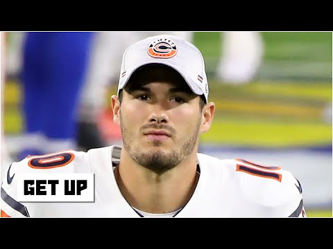 Will Mitchell Trubisky get another chance & be the Bears' starting QB again? | Get Up