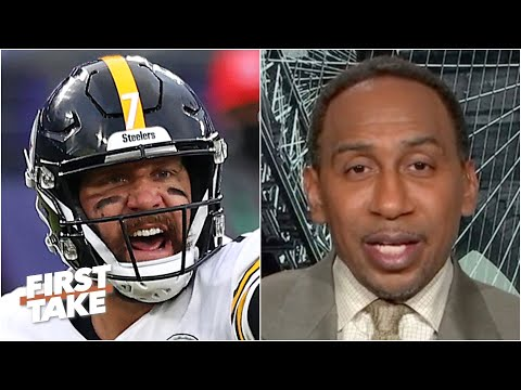 Stephen A. doesn't want to see the Steelers go undefeated this season | First Take