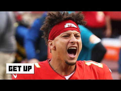 Are you taking the Chiefs or the field to win the AFC? | Get Up
