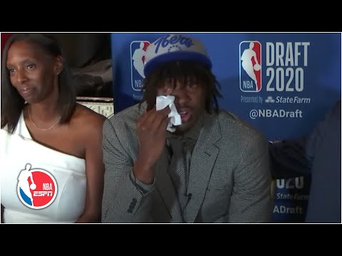 Sixers select Tyrese Maxey with the 21st overall pick | 2020 NBA Draft