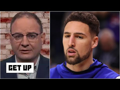 Woj on the latest with Klay Thompson's leg injury | Get Up