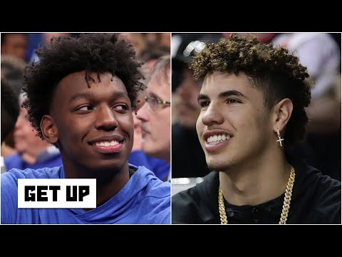 Why the Warriors drafted James Wiseman over LaMelo Ball   Get Up