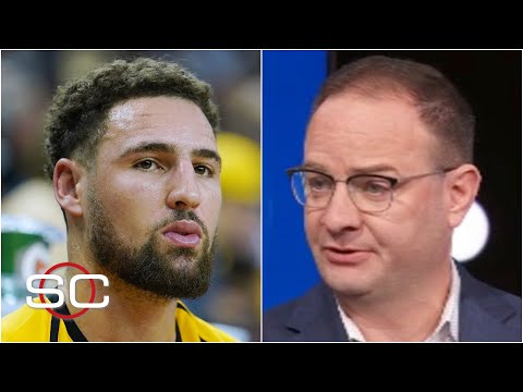 Klay Thompson has suffered a season-ending Achilles tear | SportsCenter