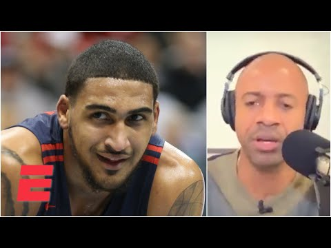 Jay Williams defends his comments about Obi Toppin going to the Knicks on NBA Draft night | KJZ