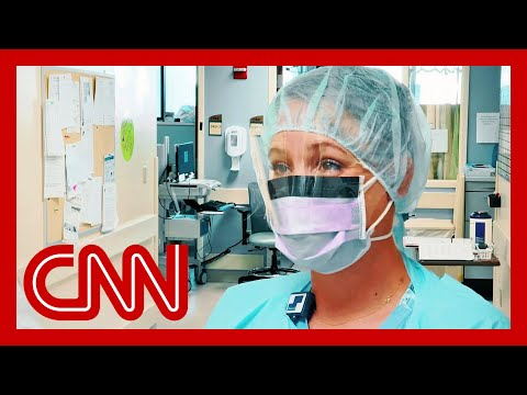 Nurse: We pray 'not another one' while hospital fills up