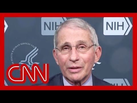 What Dr. Fauci wants to see during the Covid-19 pandemic
