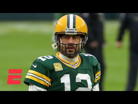 Are the Packers wasting Aaron Rodgers' greatness? | #Greeny