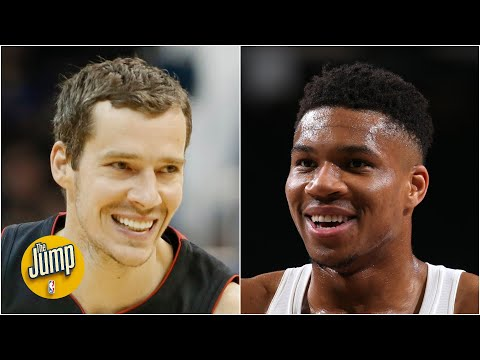 The Heat re-sign Goran Dragic but leave the door open for Giannis in 2021 | The Jump