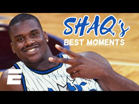 Shaq's career in his own words: Breaking backboards, funny moments & winning titles | NBA Highlights