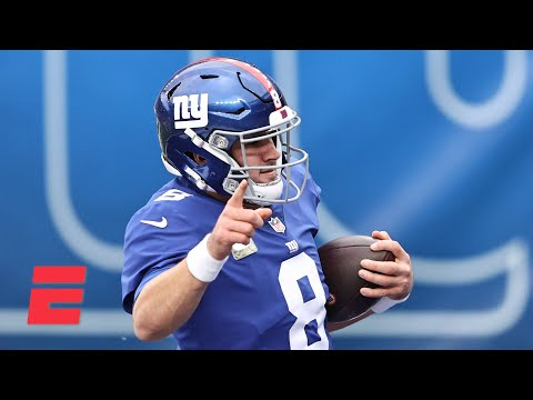 The Giants have got themselves a quarterback in Daniel Jones – Mike Greenberg   #Greeny