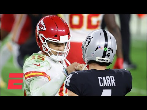 Keyshawn on why the Raiders could still be a bigger threat to the Chiefs than the Steelers | KJZ