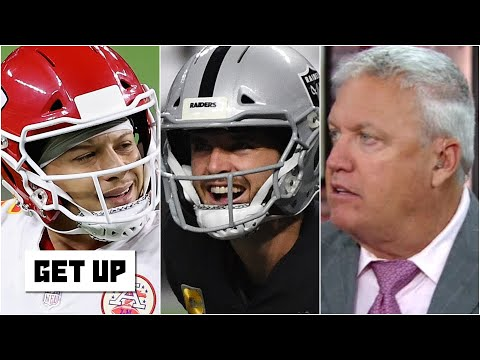 Rex Ryan: The Chiefs and the Raiders could meet again in the playoffs | Get Up